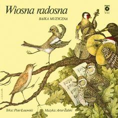 """Bajki-Grajki nr 90 """"Wiosna radosna""""  ww.bajki-grajki.pl"""
