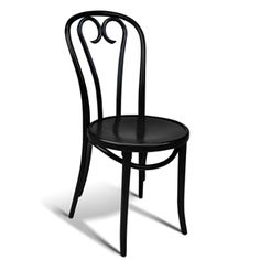 Curlicue Side Chair   Old Fashioned Restaurant Furniture $81