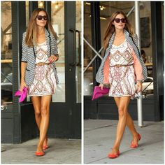 THE OLIVIA PALERMO LOOKBOOK By Marta Martins: Olivia Palermo In NYC