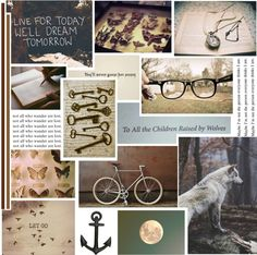 """""""{//To All The Children Raised By Wolves}"""" by darkfire2012 ❤ liked on Polyvore"""