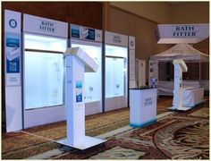 Bath Fitter Vancouver Event Team has to start planning on a whole new trade show display for 2017.