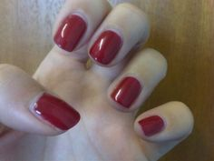 CND Shellac: Hollywood