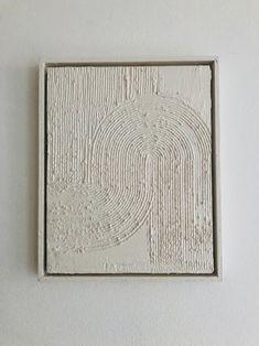 Neutral Canvas Art, Diy Plaster, Abstract Watercolor Art, Art Prints For Home, Modern Wall Decor, Diy Art, Art Decor, Decoration, Creations
