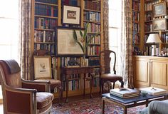 Bring It Back: The Gentleman's Library