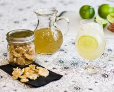 "Laura Davis about the health benefits of ginger, and how you can make yourself some ""good-conscience"" candy and soda."