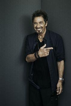 Incombustible. El actor, 74 años, fotografiado el pasado verano durante el Festival de Venecia.