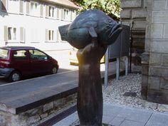 SUB Göttingen, Papendiek (Butt im Griff)