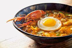 Chupe de Camarones: A classic shrimp recipe from #peru http://www.food.com/recipe/peruvian-chupe-de-camarones-peruvian-shrimp-chowder-172482