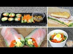 3 Back to School Quick & Easy Healthy Lunch Ideas
