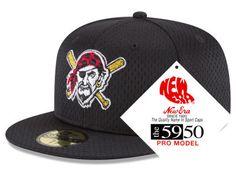 4adee3edfb2 Pittsburgh Pirates New Era MLB Retro Classic Batting Practice 59FIFTY Cap