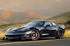 The ZR1 is the absolute expression of Corvette's technology-driven performance heritage, which goes back six decades.