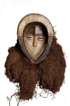Gabon, Congo, Kwele Mask