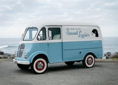 Sweet Lucies | our truck
