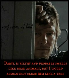 Ha Ha...who wouldn't?!  :)  norman reedus as daryl dixon