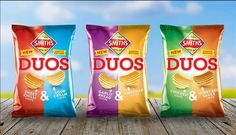 Smith's Duos Potato Chips
