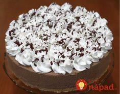 Torte Recepti, Chocolate Cake, Sweet, Desserts, Food, Bananas, Healthy Life, Vanilla, Remedies
