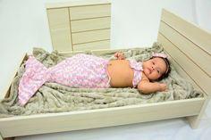 roupa sereia em crochê feito pro mim...linda minha filha