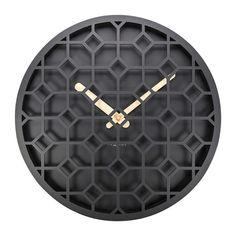 Magnifique horloge murale design et moderne de notre collection Artwall and Co !