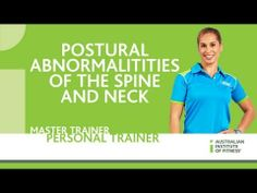 Postural Abnormalitities of the Spine and Neck - YouTube