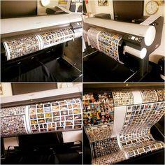 Die #printer laufen auf Hochtouren. Wann drucken wir deine coolsten #instapics?  #poster #collage #erinnerungen #socialprint #printyoursociallife #fotogeschenke #momentoflife #instaprint #wandschmuck #deko #picoftheday #fotooftheday
