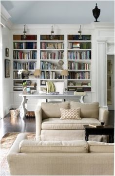 Ideal bookcase.