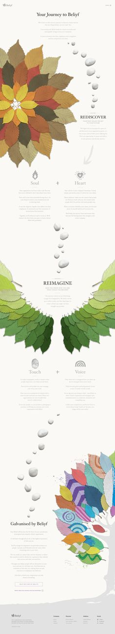 Designing Beliyf — Medium
