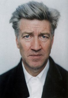David Lynch Most of my creative inspirations seem to be middle aged (& older) men whom are a little unhinged - I think I may have daddy issues! ;)