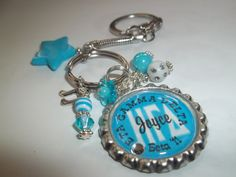 Custom Personalized Sorority Sister Key by BeadDazzledbyKaylee, $13.00