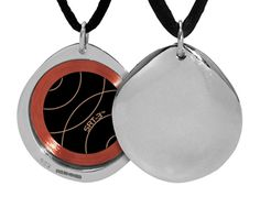 http://www.qlinkproducts.com/Scripts/prodView.asp?idProduct=25&idAff=14000 Silver Pebble SRT-3 Q-Link Pendant (Polished). The Q-Link Silver Polished Pendant is crafted of solid .925 Sterling Silver and features a vibrant mirror grade finish. Each is hand tooled and distinct. Silver Pendant owners will appreciate it's natural look and feel - the perfect accent for every occasion, from the most informal to the most elegant.