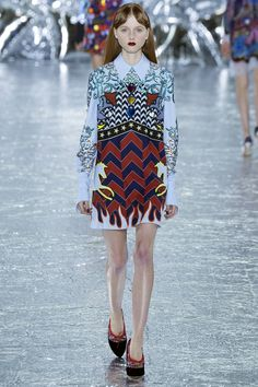 Mary Katrantzou Fall 2016 Ready-to-Wear Fashion Show  http://www.theclosetfeminist.ca/   http://www.vogue.com/fashion-shows/fall-2016-ready-to-wear/mary-katrantzou/slideshow/collection#21