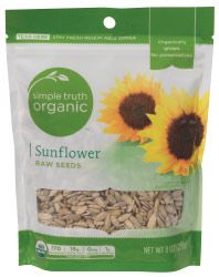 Organic Raw Sunflower Seeds - Simple Truth #GotItFree