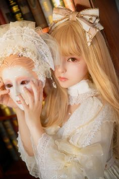 fashionとcute 、 beautiful We Heart Itの画像 Harajuku Fashion, Kawaii Fashion, Lolita Fashion, Cute Fashion, Asian Fashion, Lolita Cosplay, Cosplay Girls, Visual Kei, Moda Steampunk