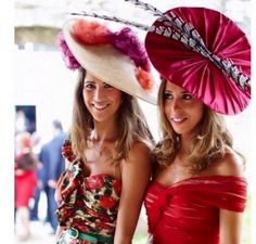 Tocados «Made in Spain Wedding Guest Style, Wedding Looks, Wedding Styles, Millinery Hats, Fascinator Hats, Fascinators, Melbourne Cup Fashion, Derby Attire, Races Style
