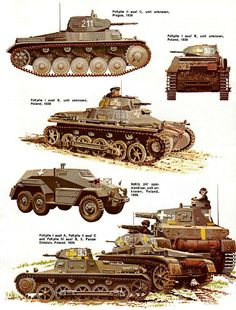 Military Weapons, Military Art, Military History, German Soldiers Ww2, German Army, Army Vehicles, Armored Vehicles, Luftwaffe, Panzer Ii