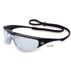 Harley-Davidson HD400 Series Safety Glasses w/ Clear Lens