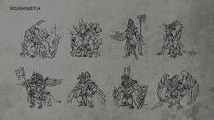 GGSCHOOL, Artist 강현경, Student Portfolio for game, 2D Character Concept Art, www.ggschool.co.kr 2d Character, Character Concept, Concept Art, Game 2d, Student Portfolios, Artist, Conceptual Art, Artists, Character Sketches