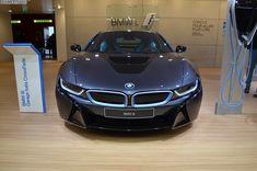 2017 Geneva: BMW i8 CrossFade Edition in the Garage Italia look - http://www.bmwblog.com/2017/03/07/2017-geneva-bmw-i8-crossfade-edition-garage-italia-look/