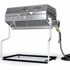 Camco Olympian RV 5500 Stainless Steel Gas Grill Barbecue Grill, Grills,  Charcoal Grill, 28526ebb1365