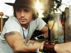 Johnny Depp. His acting skills. <3 :O