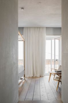 60 Beauty and Elegant White Curtain for Bedroom and Living Room