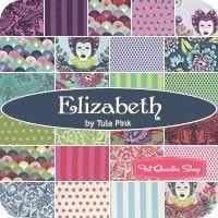 Elizabeth Yardage<BR>Tula Pink for Free Spirit Fabrics...CANT WAIT :)