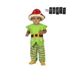 Children/'s Kid/'s Noël Nativité petit renne All-in-One TABARD COSTUME
