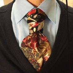 Sterling-Scott necktie knot promocode AGREEorDIE for 33% off