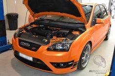 Ford Focus ST mk2 - Electric Orange