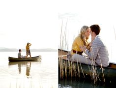 Ashlee Raubach Photography: Engagements on the Lake