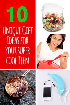 10 Unique Gift Ideas for Your Super Cool Teen