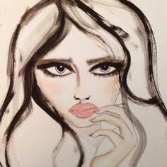 Wendy Buiter Ⓥ @wendybuiter Pink lips for thi...Instagram photo   Websta (Webstagram)