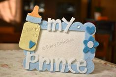 Fairy Creativa: Cornici portafoto in feltro