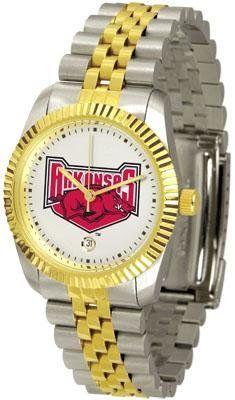 Arkansas Razorbacks- University Of Executive - Men's - Men's College Watches by Sports Memorabilia. $143.45. Makes a Great Gift!. Arkansas Razorbacks- University Of Executive - Men's