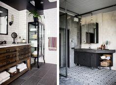 Come scegliere lo stile del bagno